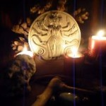 Shrine of the Sanctuary of Hekate Soteira, 2012 (Glastonbury, Celebrating the Goddess Hekate)