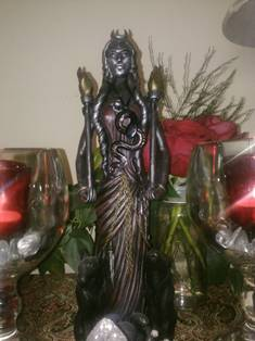 Hekate Shrine - Cheryl Reynolds