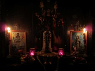 Hekate Shrine - Florian Schlie