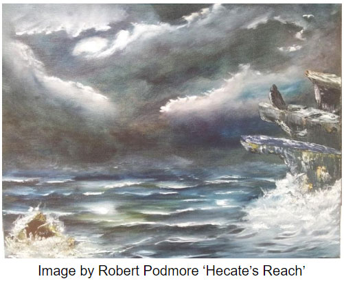 Hekate's Reach by Robert Podmore