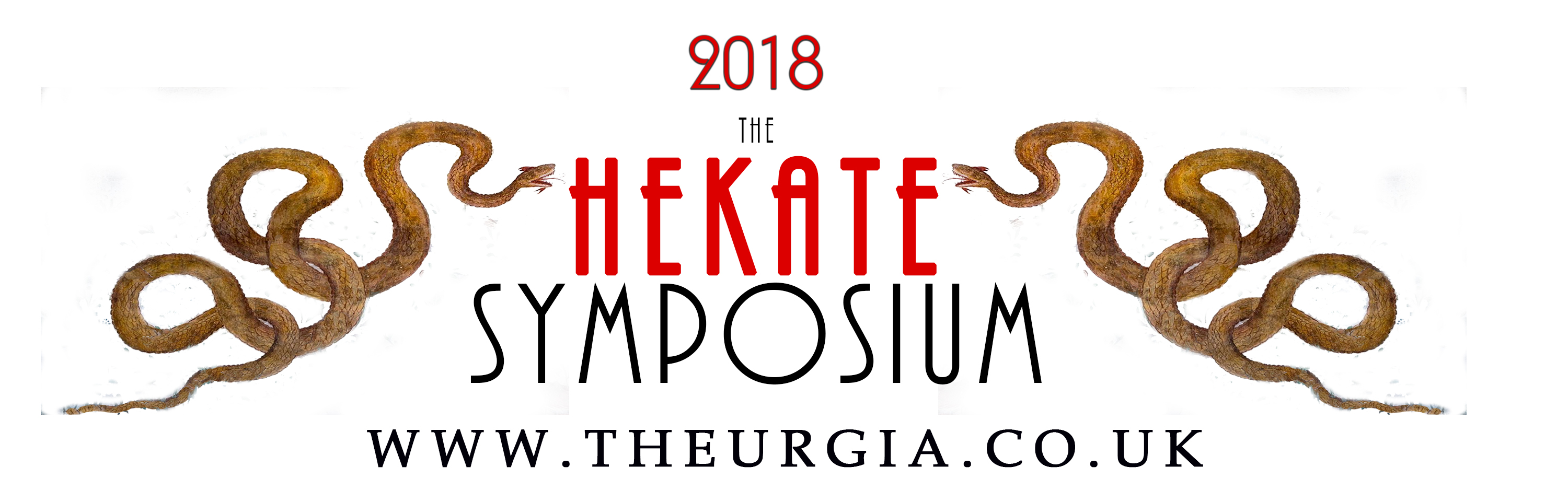 The Hekate Symposium - Glastonbury 2018 - A Goddess Festival / Conference dedicated entirely to the Triple Formed Goddess of the Heavens, Oceans and Earth - the Goddess of the Crossroads, Hekate.